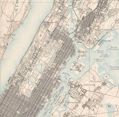 """Manhattan's street grid is potentially the most powerful city building tool ever created."""