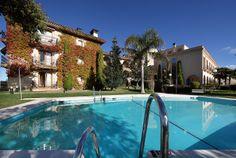 #piscina #summerwedding #parador de #ronda #bodas #encanto #magicas #ideales