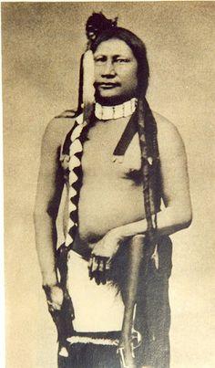 White Bull (aka Ice, aka Ice Bear) - Northern Cheyenne – 1879