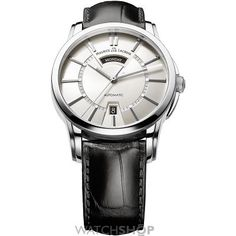 Discover a large selection of Maurice Lacroix Pontos Day Date watches on - the worldwide marketplace for luxury watches. Compare all Maurice Lacroix Pontos Day Date watches ✓ Buy safely & securely ✓ Gents Watches, Stylish Watches, Fine Watches, Sport Watches, Luxury Watches, Cool Watches, Watches For Men, Wrist Watches, Relojes Maurice Lacroix