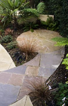 The Modern Family Garden By Earth Designs. Www.earthdesigns.co.uk.