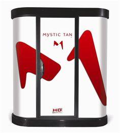 Mystic tan = a must!