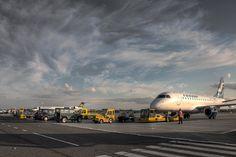 #airport #gdansk #airplane Photo: Łukasz Gano