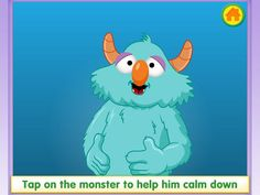 Breathe, Think, Do App < free app that helps teach children self regulation, deep breathing and motor planning. There are 5 different scenarios that include showing a monster getting frustrated with c (How To Make Friends Preschool) Learning Spanish, Kids Learning, Spanish Games, Learning Apps, Encouraging Phrases, Motor Planning, Meditation Apps, Self Regulation, Emotional Regulation