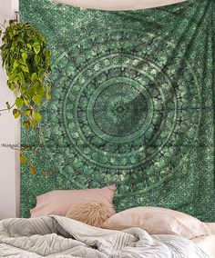 Bohemian Comforter, Hippie Bedding, Indian Bedding, Boho Tapestry, Mandala Tapestry, Tapestry Wall Hanging, Hippie Tapestries, Hippie Dorm, Hippy Room