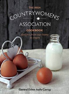 The Irish Countrywomen's Association Cookbook by Aoife Carrigy