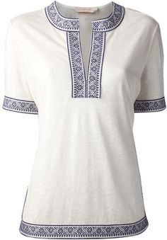 Brinda Tunic Top - Lyst