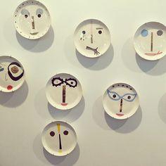 Lindos pratos da Bambola - Design de Paula Juchem! #bambola #ceramica…