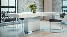 Broadway Extendable Dining Table | Zuri Furniture