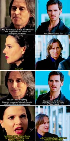 Looks like Rumple should take a little of his own advice<--(previous pinner) the changes death can have on a Dark One's ideals....