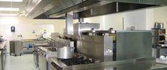 Xưởng sản xuất thiết bị bếp công nghiệp inox