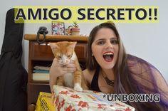 Unboxing - Amigos secreto
