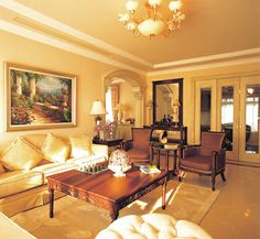 perfect formal living room...