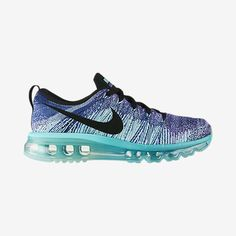 Nike Flyknit Air Max – Chaussure de running pour Femme Sneakers Nike a45199fded0a9