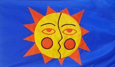 Image result for aztec sun