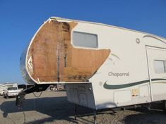 Image Result For How To Fix Hole In Rv Siding 5th Wheels Recreational Vehicles Rv Decor