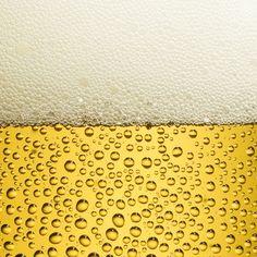 Beer Bubbles Foam Texture #iPad #Wallpaper HD