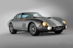 1964 Ferrari 275 GTB/C Speciale - one of only three of these rare cars goes to auction at RM Auctions Pebble Beach Concours d'Elegance August 2014. Expected to shater all time records; easily 8 figures. Update: Sold Saturday 8/16/2014 for $26.4M