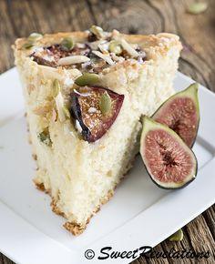 Fig and Date Breakfast Cake via SweetRevelations