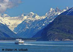 MV Fairweather / Fährfahrt Haines-Juneau