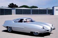 1955 Alfa Romeo B.A.T. 9 (Bertone)You gotta love the Italian vision of the future