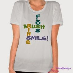 Cute #dental shirt