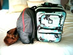International Flight Packing Tips. The one about a day of list is simple but brillant