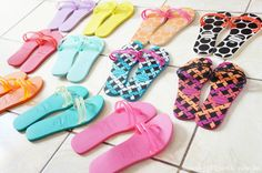 Chinelos Femininos | Havaianas Flat Gum Fashion – Coleção 2014 - Blog Lói Cúrcio