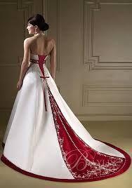 Model de robe de mariee en pagne