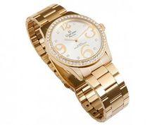Relógio Champion CH 24464 H - Feminino Fashion Analógico com as melhores condições você encontra no Magazine Vrit. Confira!