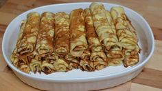 The BEST Crepes!   Mom's Dish