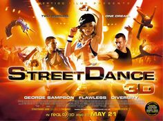 Brand New track from StreetDance Street Dance released on may Buy The soundtrack now on ITUNES for only ╔═╦╗╔╦╗╔═╦═╦═╦╦╗╔═╗ ║╚╣║║║╚╣╚╣╔╣╔╣║╚. Dance Movies, Hd Movies, Movies Online, Movies And Tv Shows, Charlotte Rampling, Street Dance Film, Dance Music, George Sampson, Livres