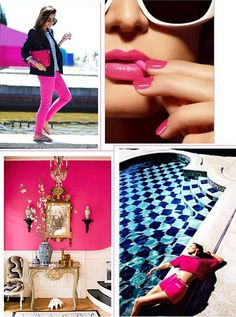 From rnlMusings {Neon & Pink}