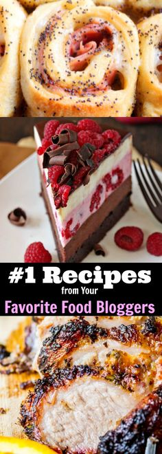 The Most Popular Recipes From Your Favorite Food Bloggers!
