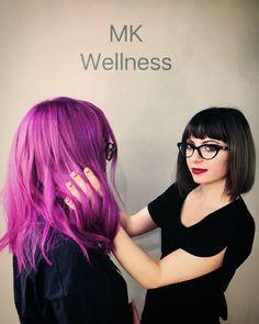 Reposting @mkwellness.gr: ΜΚ color & cut hair  #brownhair#pinkhair #shorthair #instagood #instahair #girl #hair #follow4follow #like4like #fashion #art #photography #nails #makeup #lipstick #beauty #thessaloniki #mkwellness #hairstyles #professionalhair #black #selfie #happy#love#