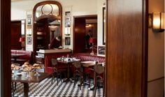 david collins interior design | David Collins: restaurant interior designer 'par excellence'
