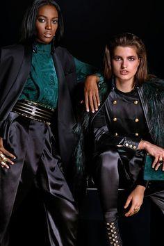 Le lookbook de la collection Balmain x H&M 16