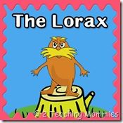 The Lorax Unit (free) - Re-pinned by @PediaStaff – Please Visit http://ht.ly/63sNt for all our pediatric therapy pins