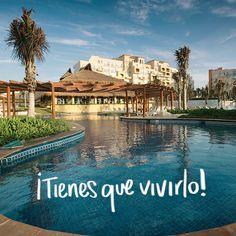 Crea increíbles momentos llenos de elegancia y tradición en Fiesta Americana Condesa Cancún All Inclusive. ¡Entra a www.kivac.com.mx y reserva!