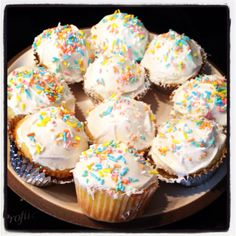 easy gluten free cupcakes!