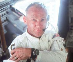 as11_36_5390 -- Apollo 11 Lunar Module Pilot Buzz Aldrin