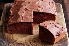 This handy freezer-friendly chocolate cake is your license to chill - and thrill!