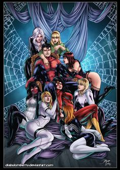 Spiderman by diabolumberto.deviantart.com on @DeviantArt