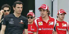 Ferrari ficha a De la Rosa. YES!!!