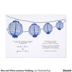 Japanese Wedding Invitations, Announcements,