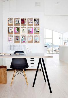 beautiful work space