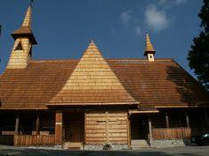 Nasz Kościółek w Małym Cichym. #dominikanie #MałeCiche