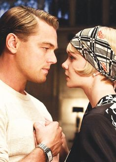 """I wish I had done everything on Earth with you.""-Daisy Buchanan"