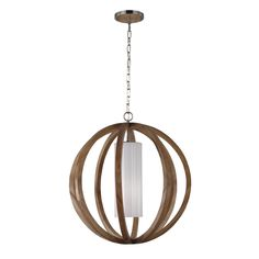 Shop Feiss  F295 Allier Wooden Large Pendant at ATG Stores. Browse our pendant lights, all with free shipping and best price guaranteed.