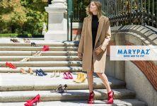 """¡ Te lo contamos todo en nuestro Blog !  Descubre la última campaña """"SHOES AND THE CITY"""", una campaña inspirada en los iconos de los momentos más cinematográficos que muestran los streetstyles más trendy del momento.  Conviértete tú en la """"mujer MARYPAZ"""", cosmopolita, actual y amante de la moda ¿ Te atreves ?  Visita nuestro blog > http://www.marypaz.com/blog/2015/09/marypaz-shoes-and-the-city-aw15/"""
